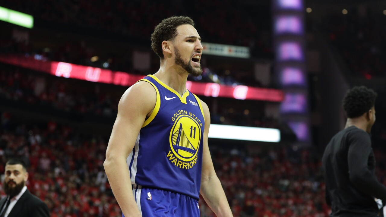 Warriors star Klay Thompson expected to miss NBA season with torn Achilles  tendon