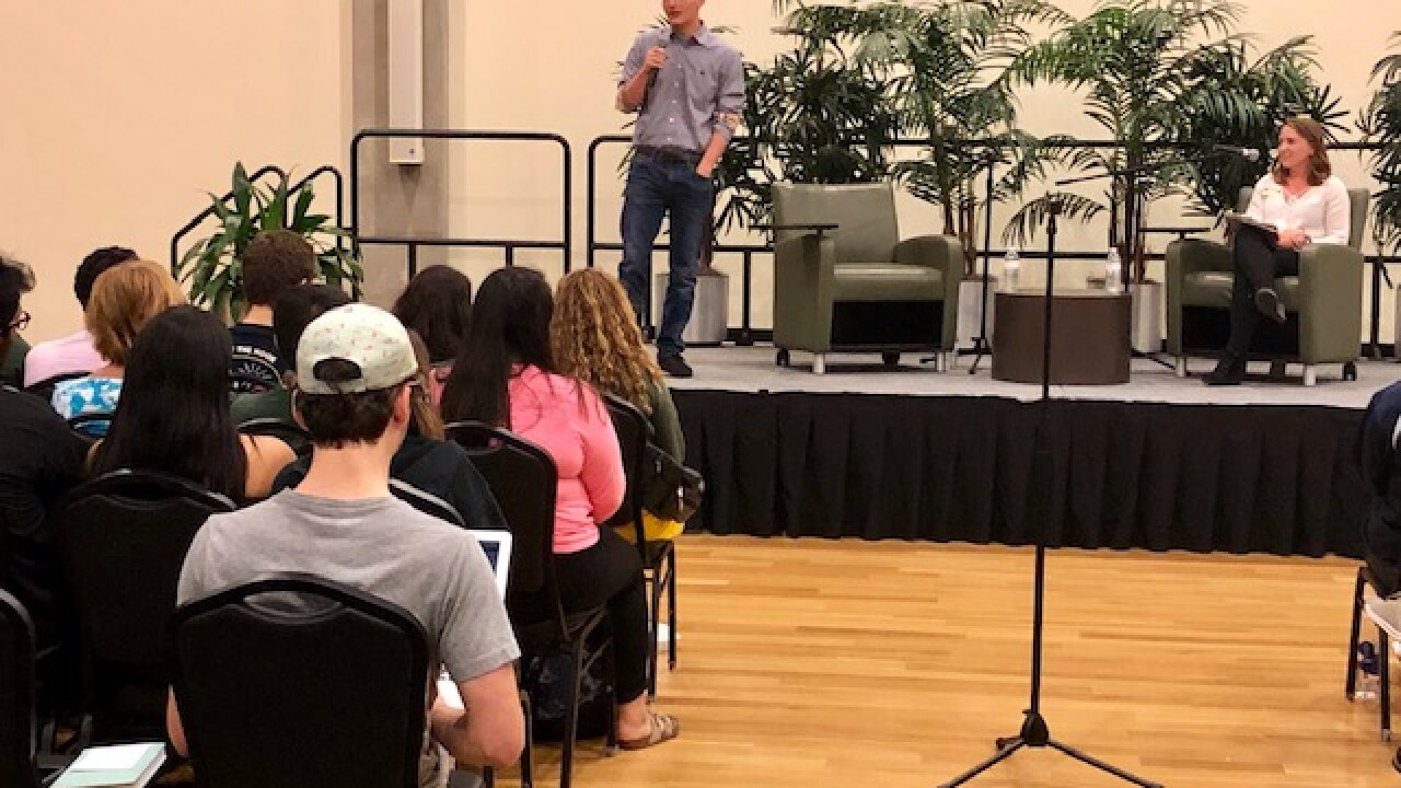 parkland survivor speaks at usf.jpg