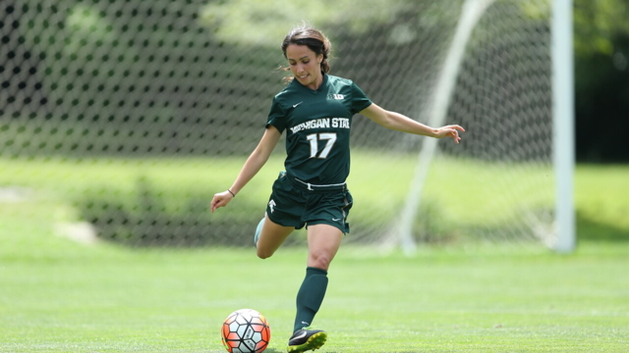 MSU soccer team captain named Rhodes Scholar