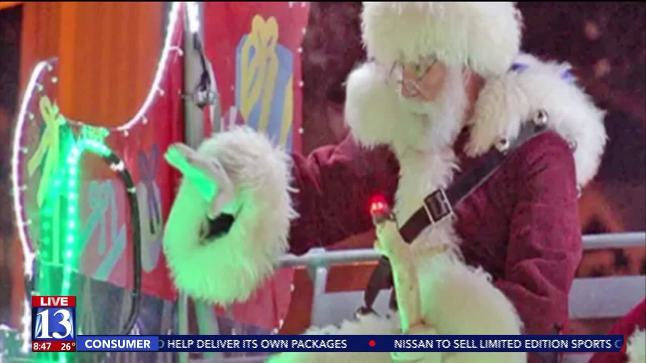 Deena on the Scene: Events in Utah during week of Christmas