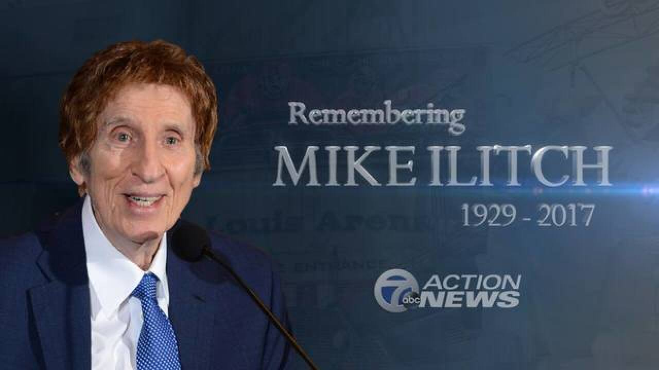 Mike Ilitch paid for Rosa Parks' apartment
