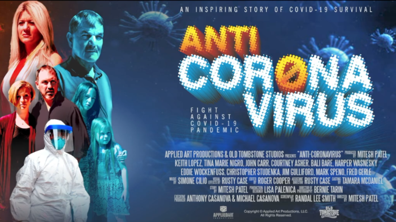 """Anti-Coronavirus"" movie filmed in Arizona in 7 days"