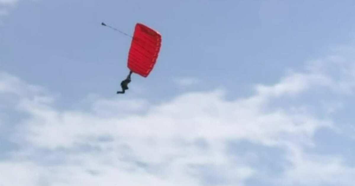 Colorado woman dies in California parachute accident
