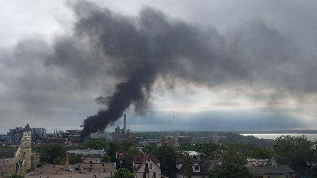 Madison MGE Fire 2
