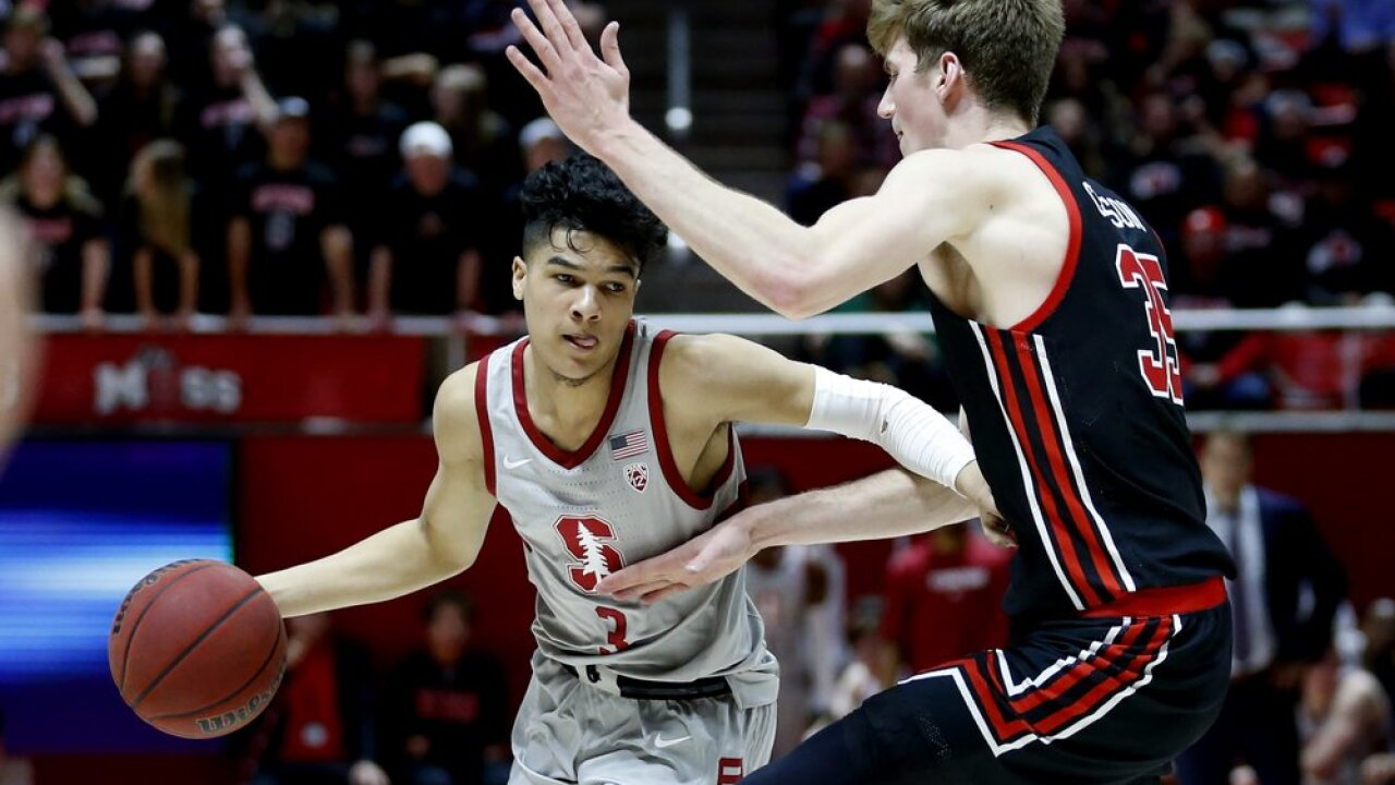Stanford guard Tyrell Terry