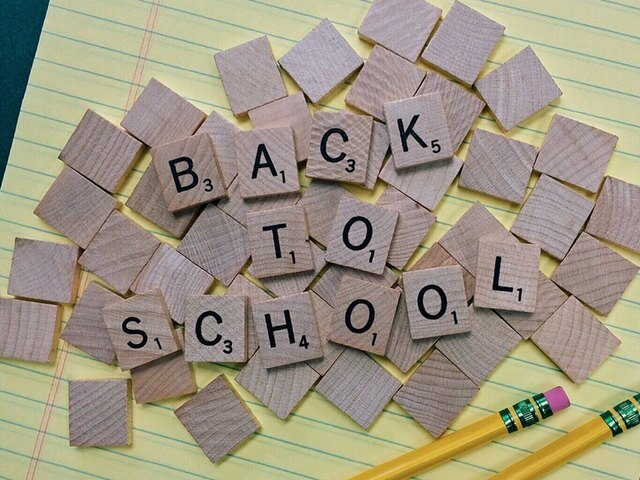 PHOTOS: Getting back into a Back to School routine