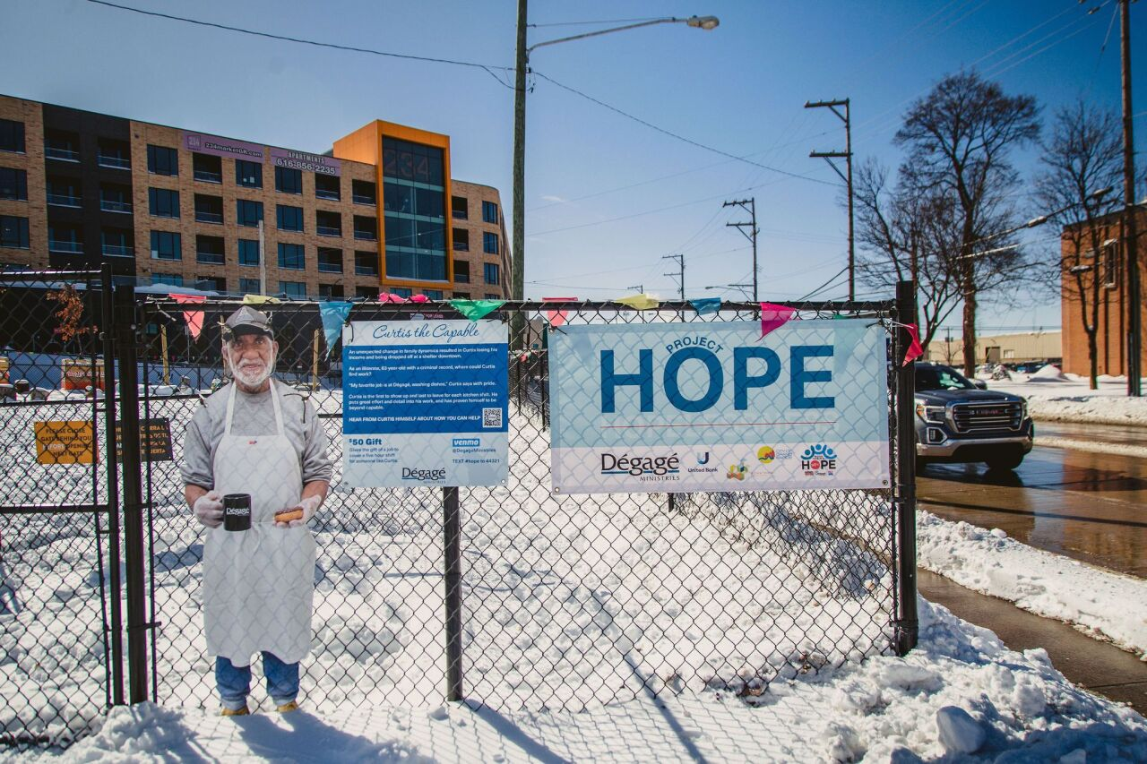 Project Hope in Grand Rapids