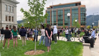 Missoula rally taking place following death of MN man during encounter with law enforcement
