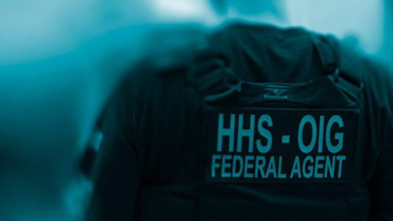 HHS-OIG Federal Agent