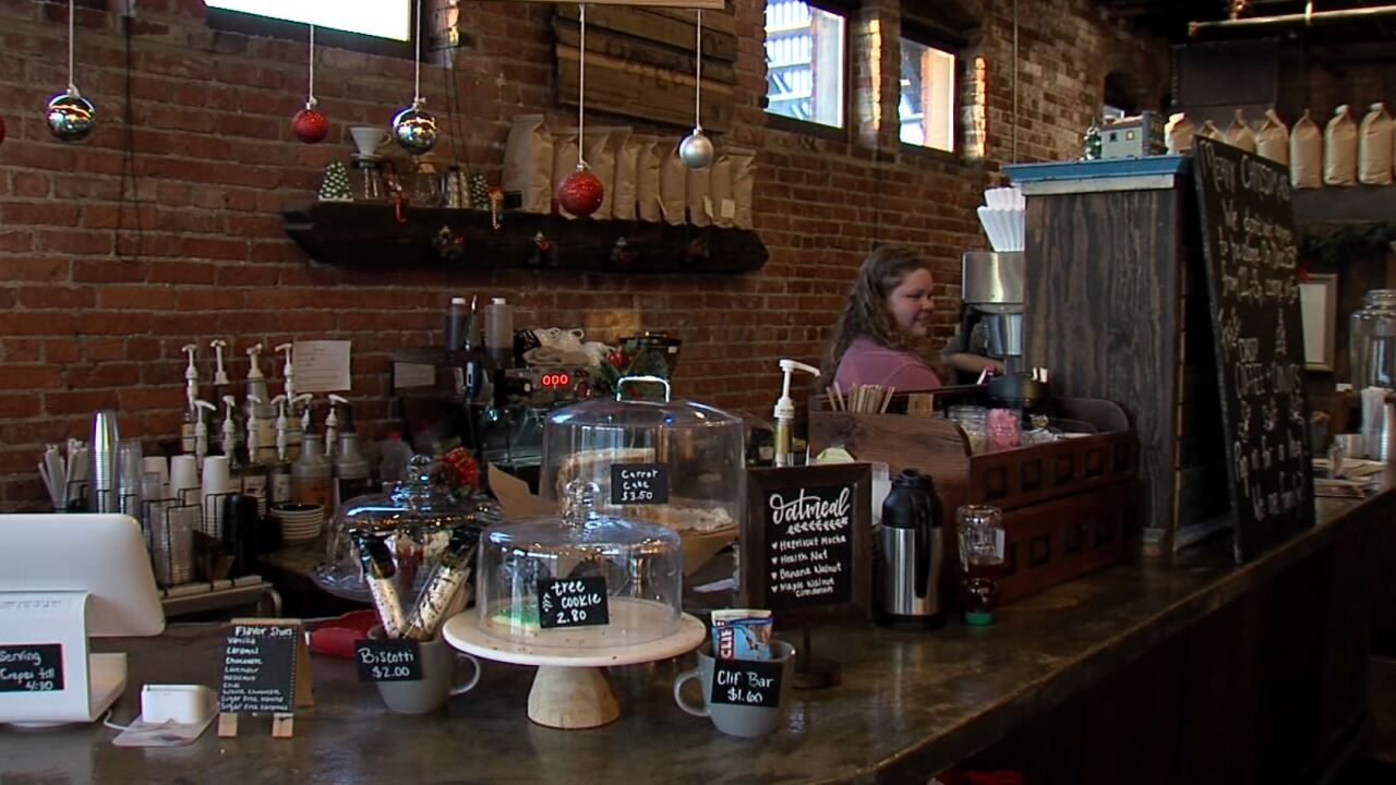 coffee shop open on christmas.JPG
