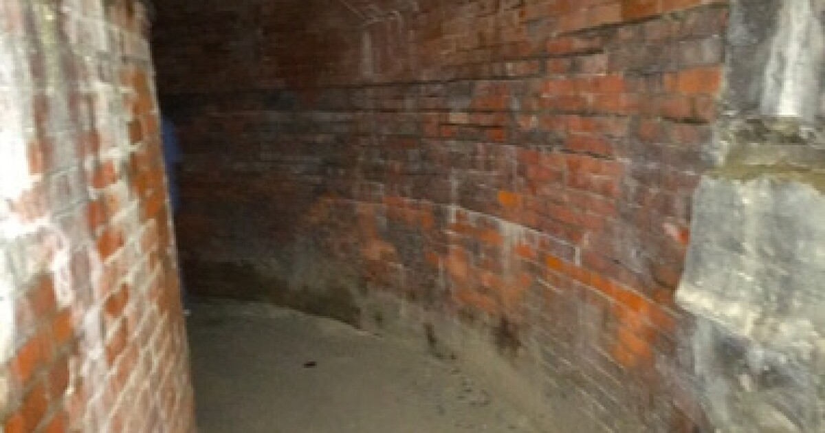 Explore the historic tunnels underneath the Soldiers' and Sailors' Monument