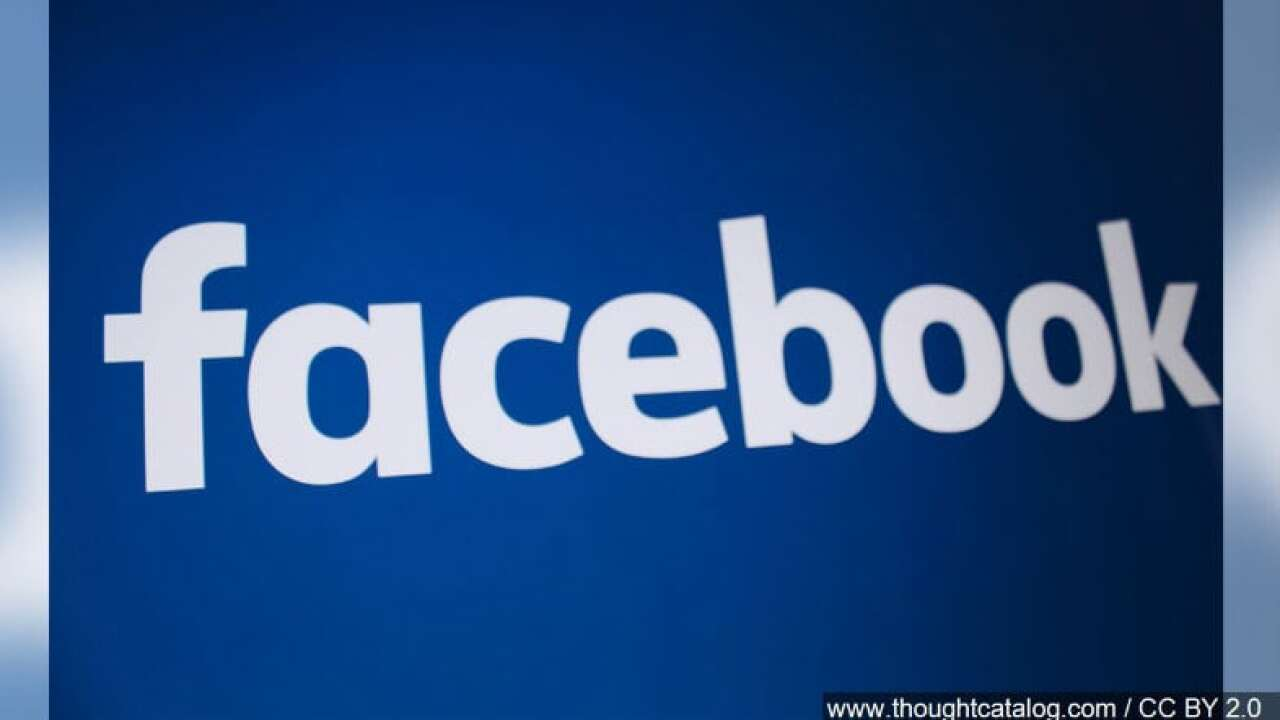 Facebook users report widespread outages