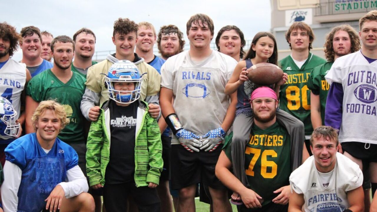 Shriners Hospital patients keep meaning of game in focus for East All-Stars
