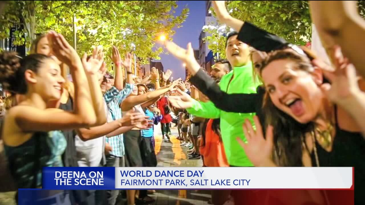 Deena on the Scene: Thanksgiving Point tulip festival, world dance day and more