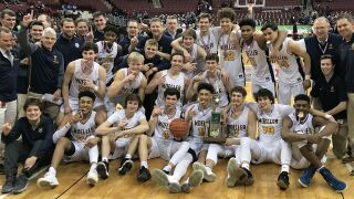 An inside look at Moeller's state basketball championship weekend