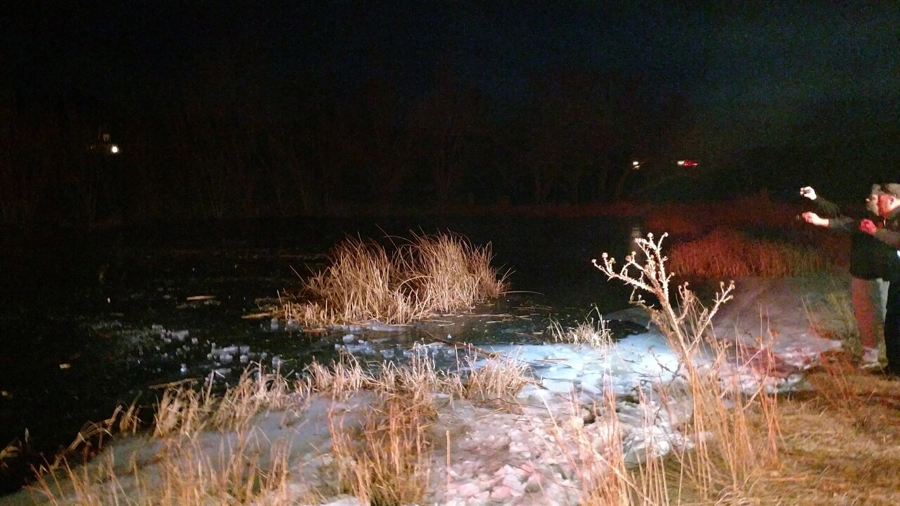 Family says boy rescued from frozen pond in southern Utah 'doing very well'