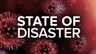 STATE OF DISASTER CORONAVIRUS