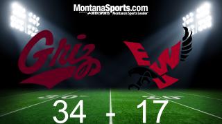 Montana 34, Eastern Washington 17