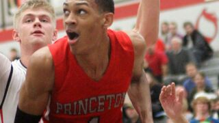 Princeton boys' basketball team will be without two starters in the district final