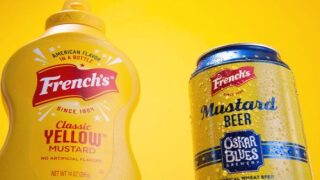 French's Is Making A Mustard-flavored Beer