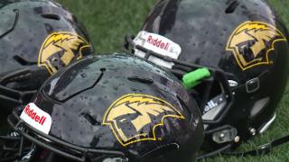 uwo football helmets