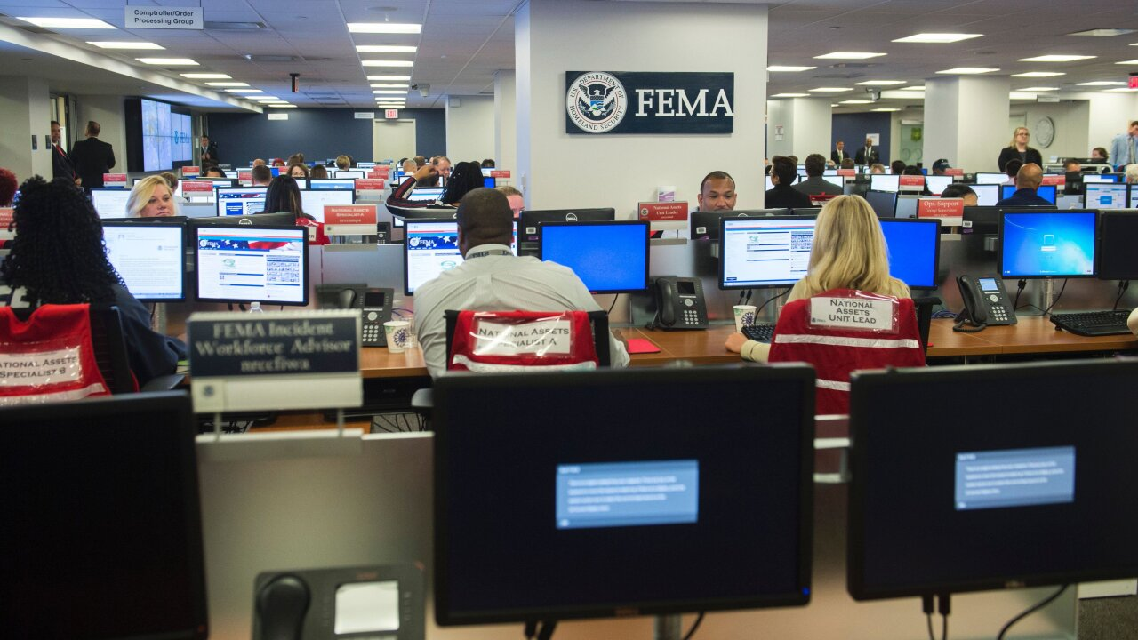 FEMA requests Pentagon's help in securing 100,000 body bags in preparing for COVID-19 spread