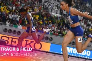 Track & Field Day 6: McLaughlin, Muhammad face off in final