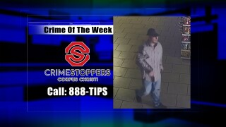 Crime Of The Week: October 30, 2019