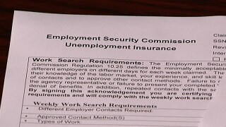 Unemployment aid issues