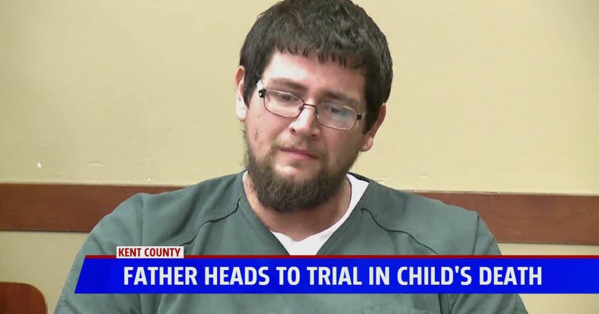 Opening statements to begin for father charged with murder of child
