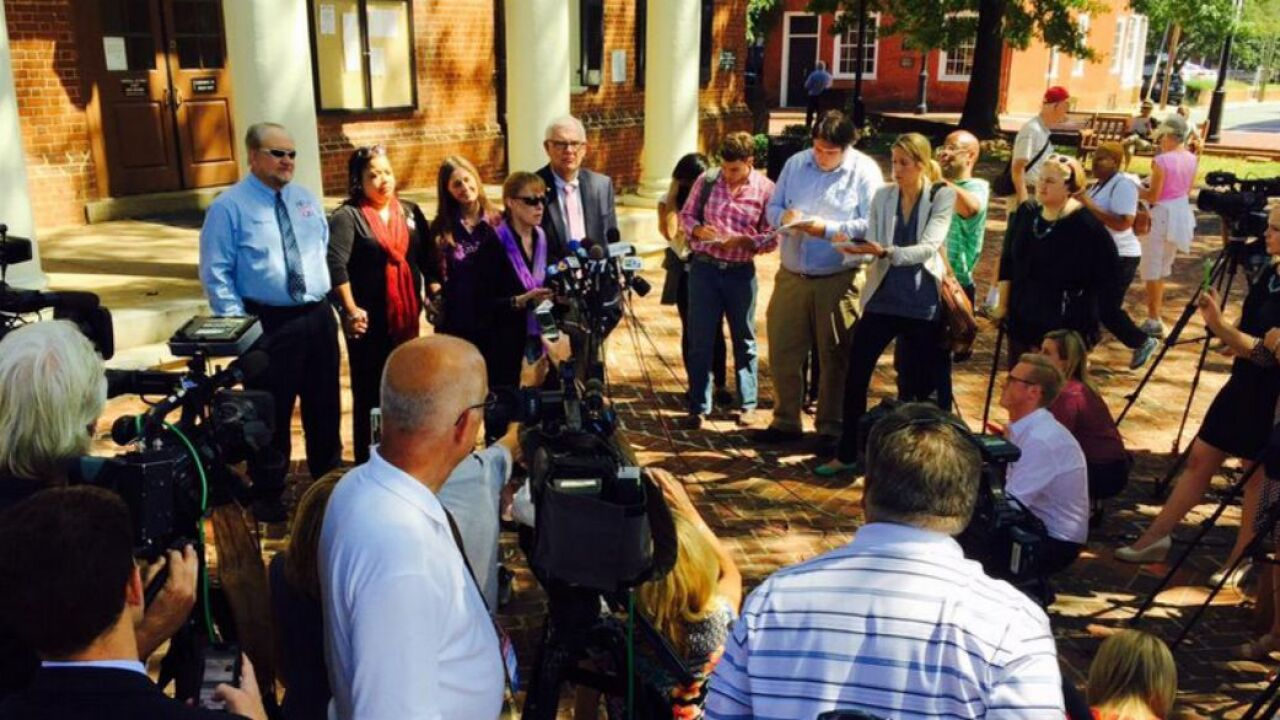 Jesse Matthew 'brazenly stares' at Morgan Harrington's family during courtappearance