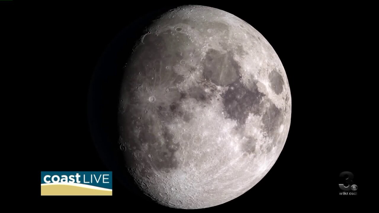 Celebrating NASA Langley's role in the past, present and future of space exploration on Coast Live