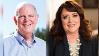 Tom OHalleran and Tiffany Shedd