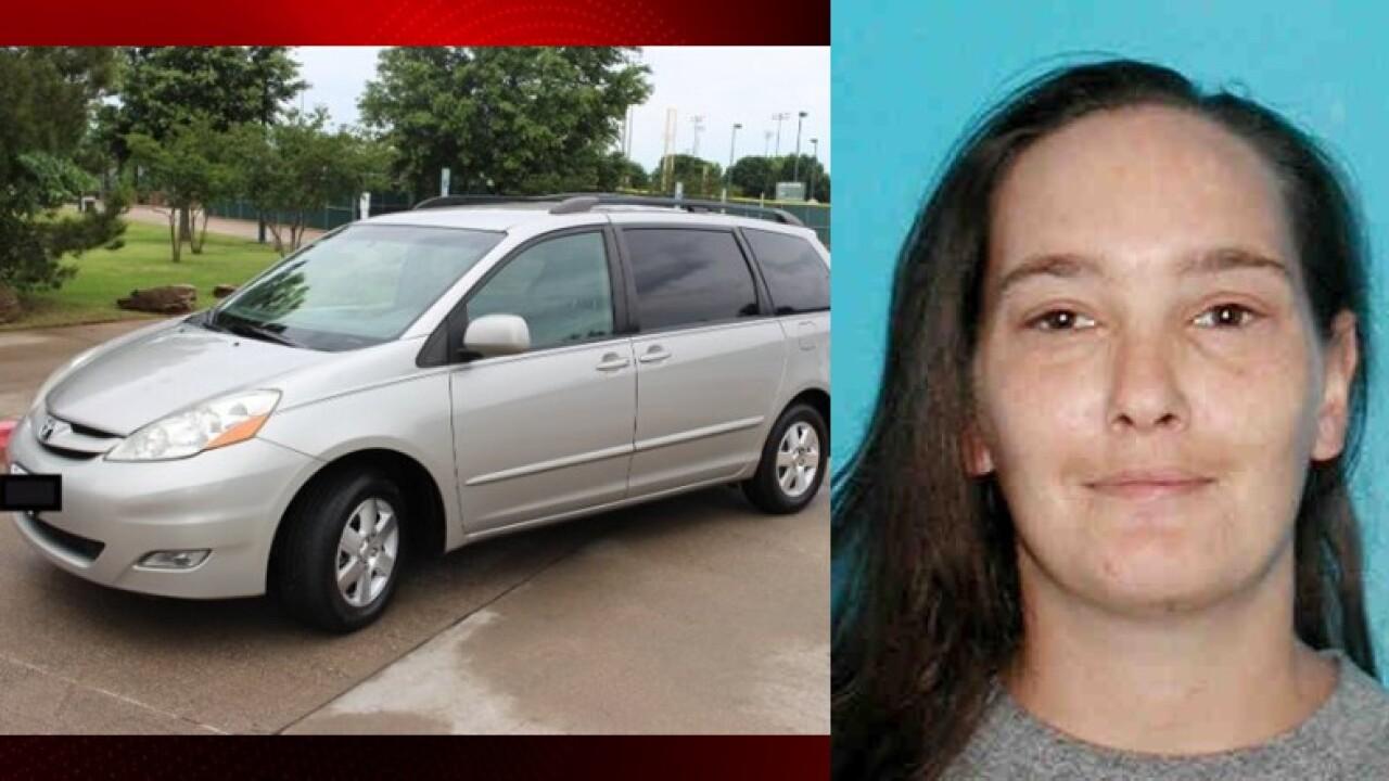 Missing woman Cassandra Leleux (APSO)