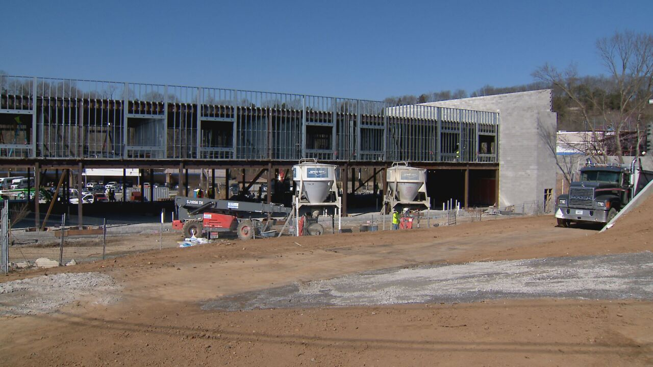 donelson christian academy tornado one year later