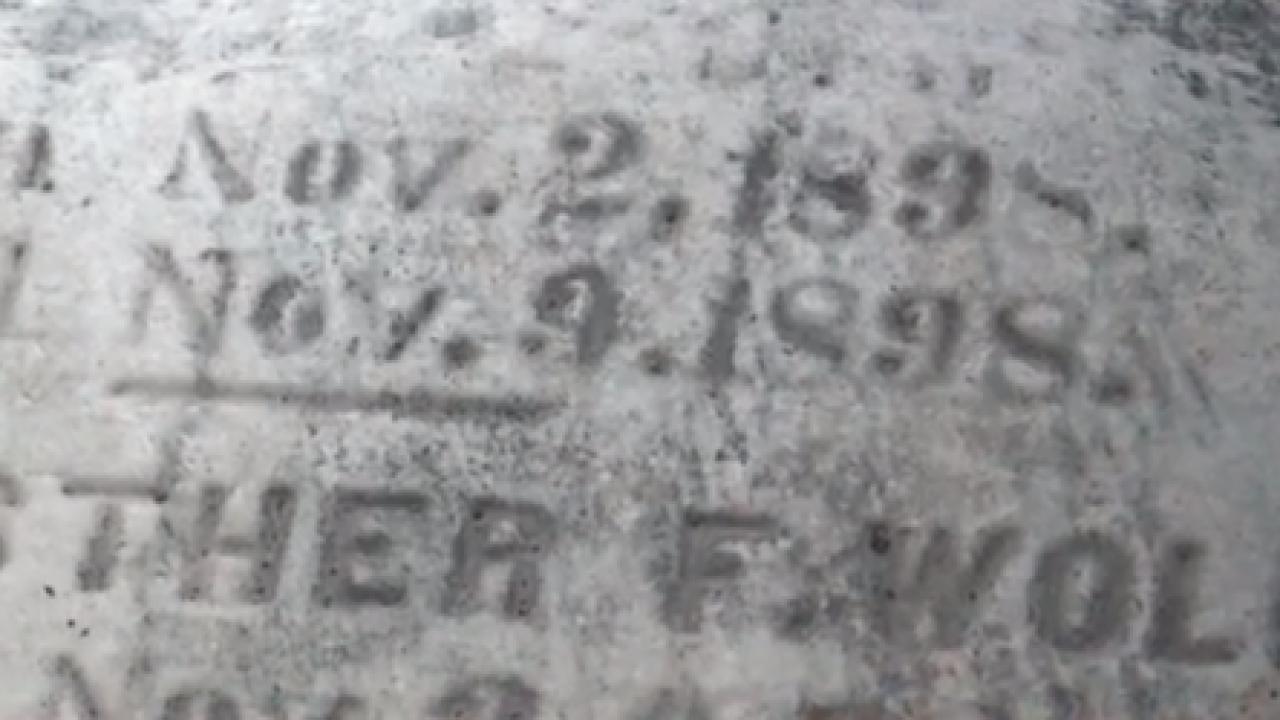 tombstone Utah