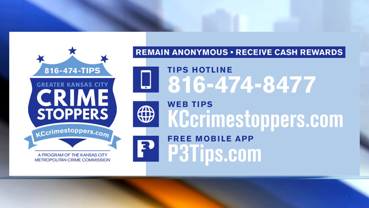 Crime Stoppers rewards
