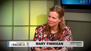 Excellence in Education – Mary Finnigan