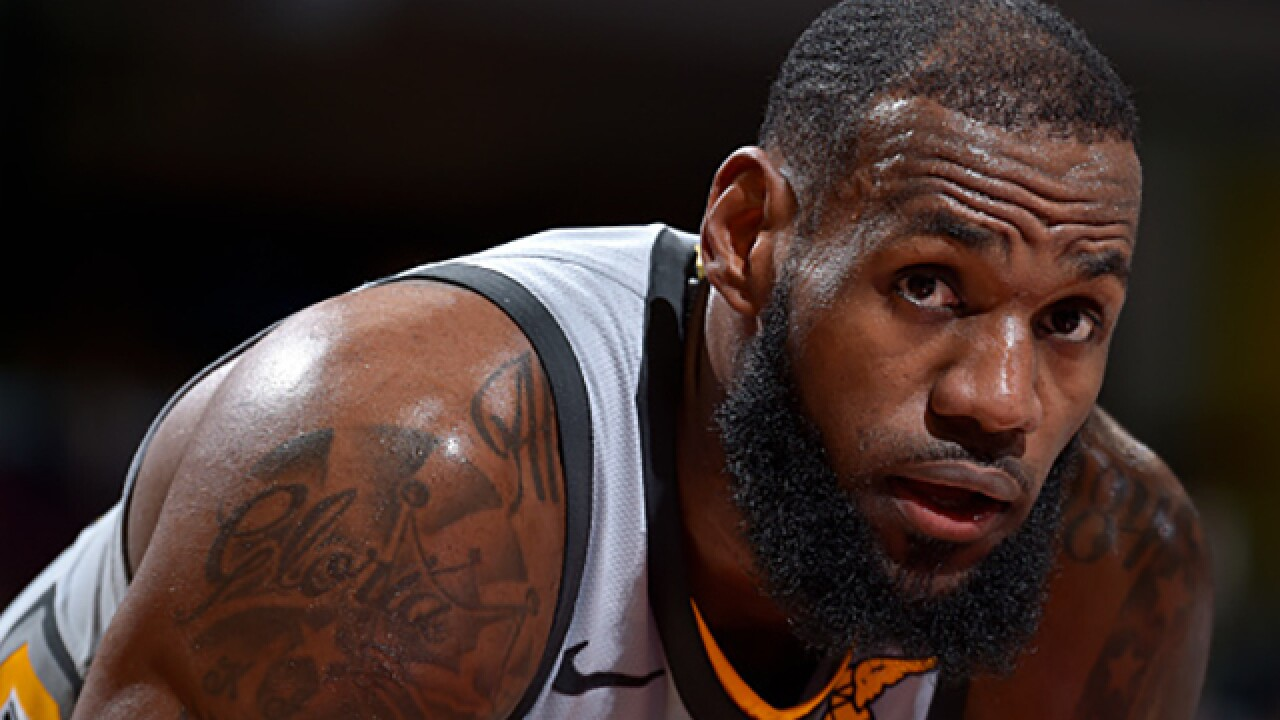 Spurs coach calls LeBron a 'superhero' after Fox News anchor told him to 'shut up and dribble'