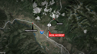 Frenchtown man dies in motorcycle crash