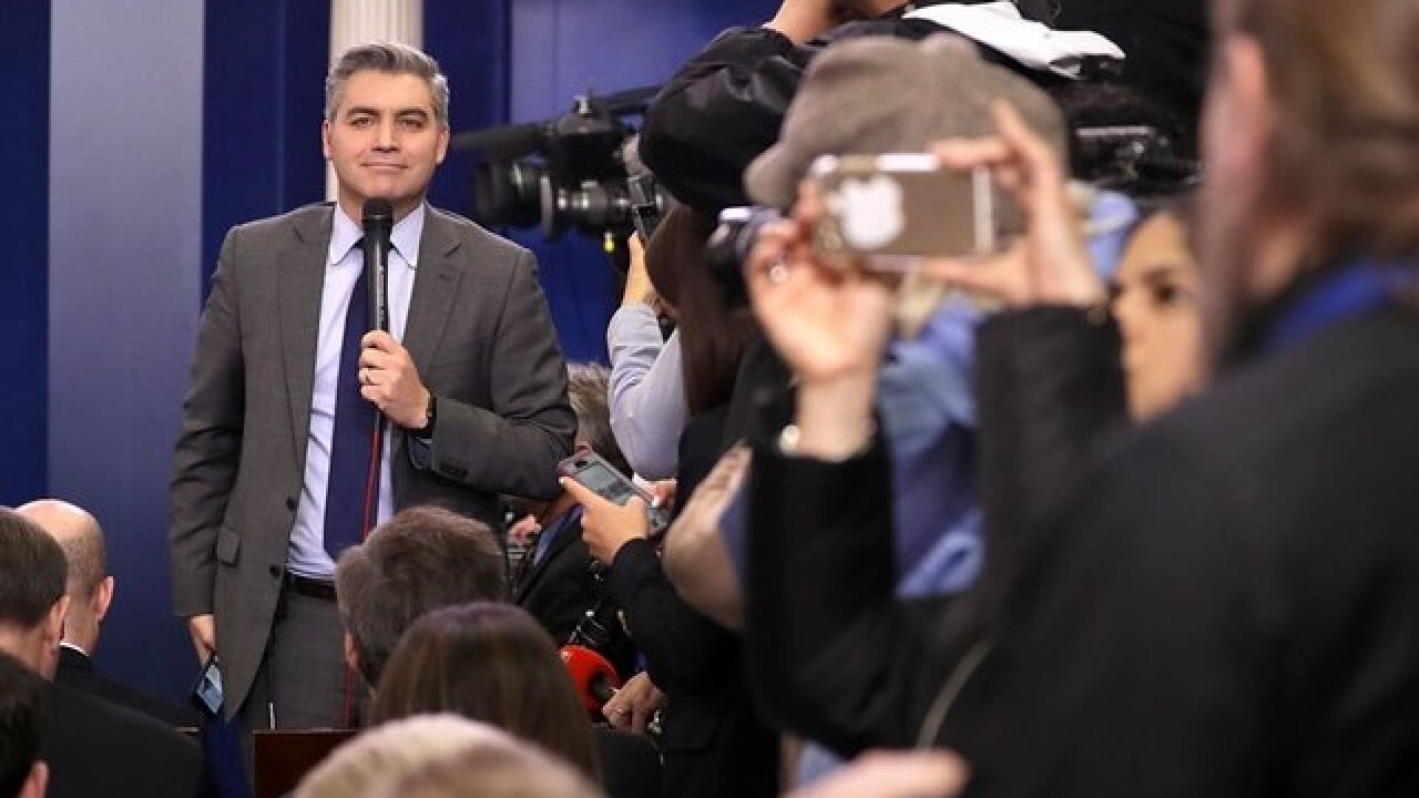 Judge in CNN v. Trump case says he will rule on Jim Acosta's credential on Thursday