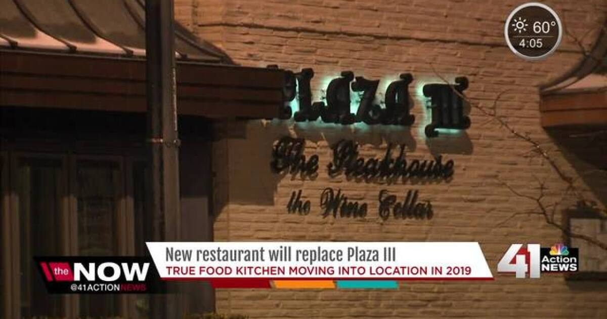 Plaza Announces New Restaurant In Old Plaza Iii Space