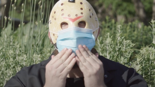 Jason Facemask