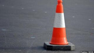 lane restrictions on capitol avenue to start