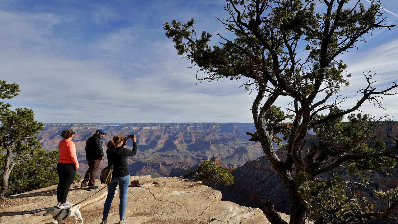 National Parks poised for a major cleanup after landmark law gets signed