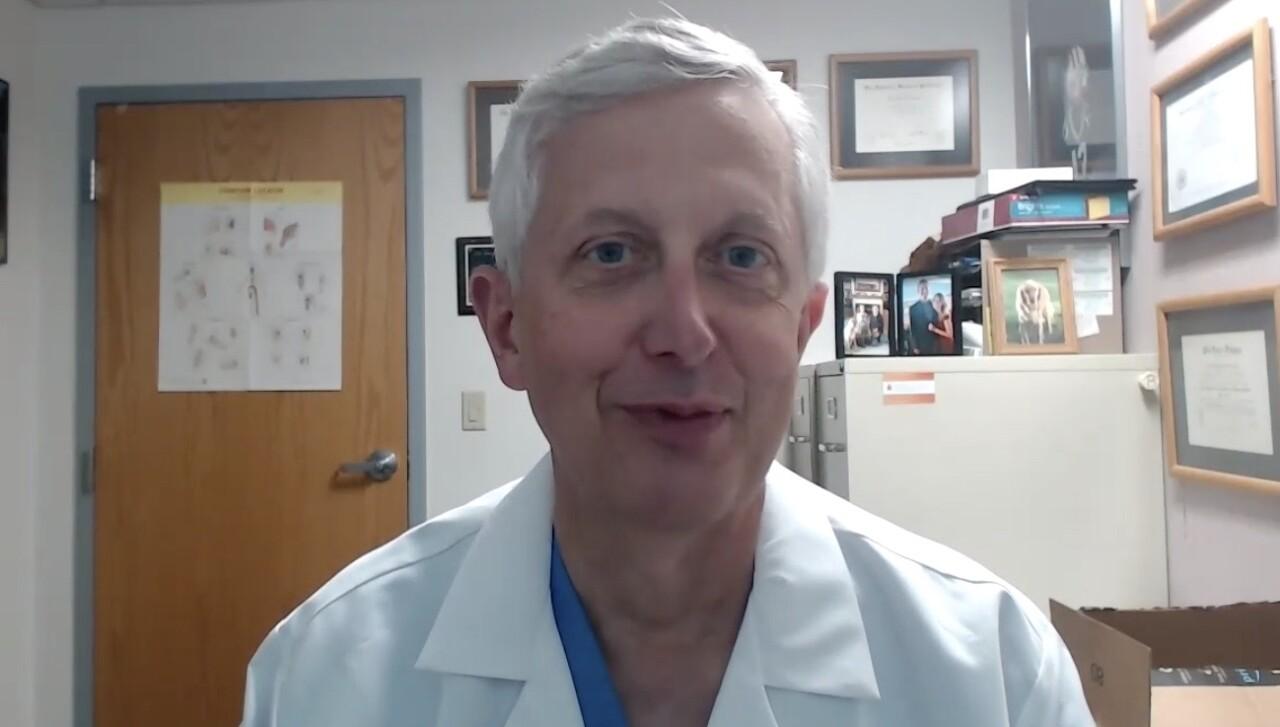 Dr. Jeffrey Britton