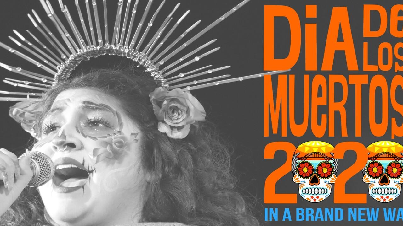 Downtown Corpus Christi gearing up for Dia de los Muertos