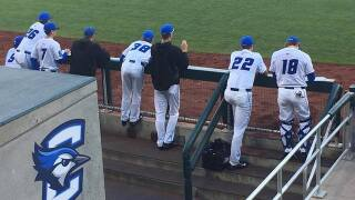 Creighton baseball postpones battle with Witchita State