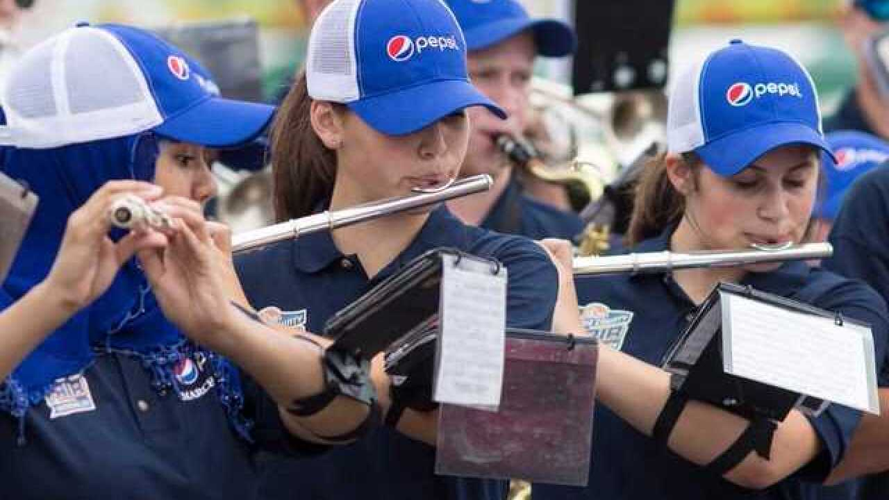 Join the Erie County Fair Marching Band
