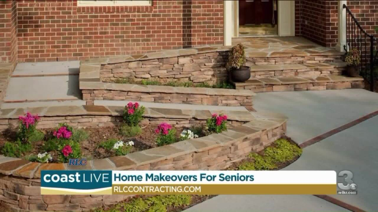 Some great ideas for senior home makeovers on Coast Live